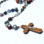 clay-rosary-olive-wood-cross