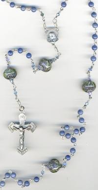 Dumertiorite rosary beads