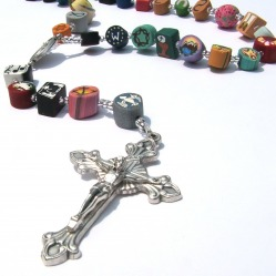 clay-rosary-metal-crucifix