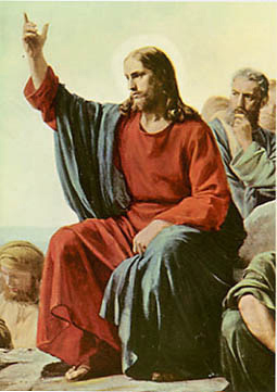 Jesus Proclaiming the Kingdom of God