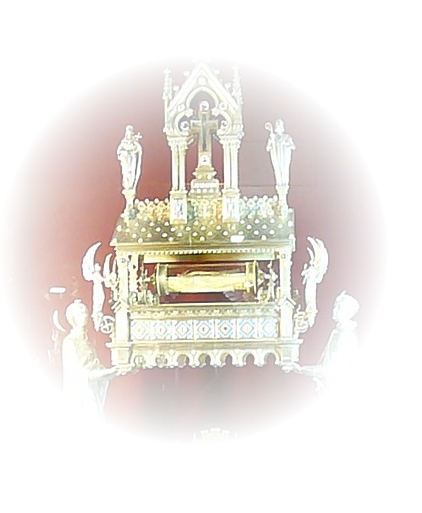 Reliquary of the True Cross of Jesus