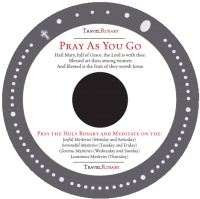 Travel Rosary CD
