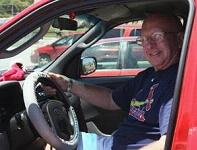 Wayne Driving