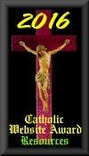 2016 Catholic Website Award for Resources