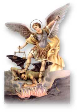 The Saint Michael Prayer