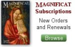 Order or renew your Magnificat subscription here
