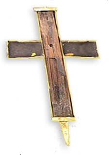 Piece of the True Cross of Jesus