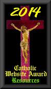 St. Charles Borromeo Website Award 2014